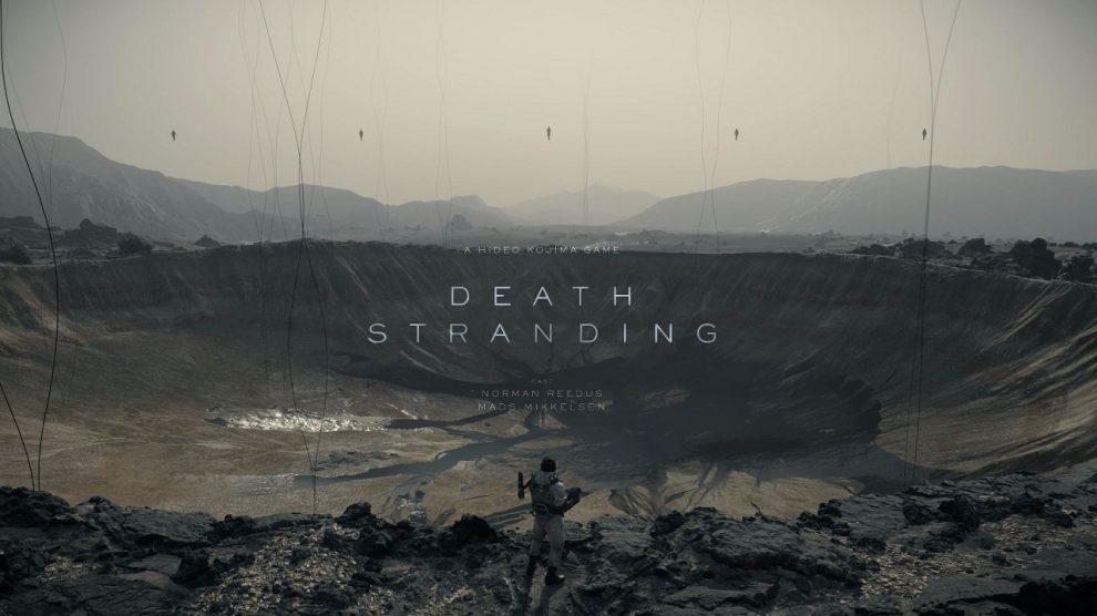 کوجیما و Conan O'Brien چه برنامهای برای Death Stranding دارند ؟