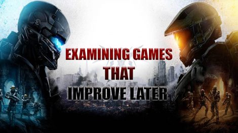 Games That Improve Later