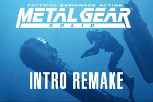 تماشا کنید: بازسازی سکانس ورودی بازی Metal Gear Solid با کیفیت 4K