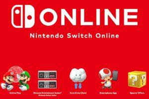 اعلام جزئیات سرویس آنلاین Nintendo Switch