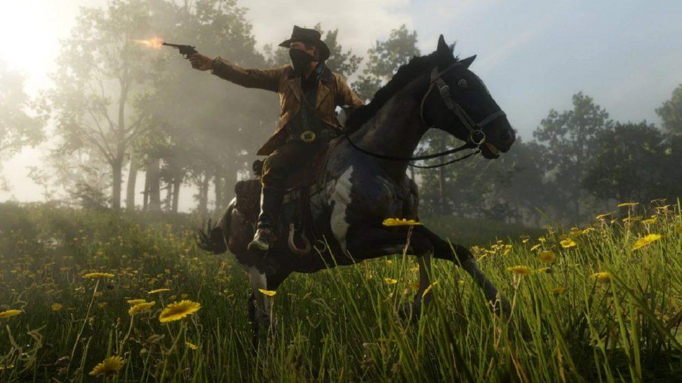 تعداد کاربرهای آنلاین بازی Red Dead Redemption 2 مشخص شد