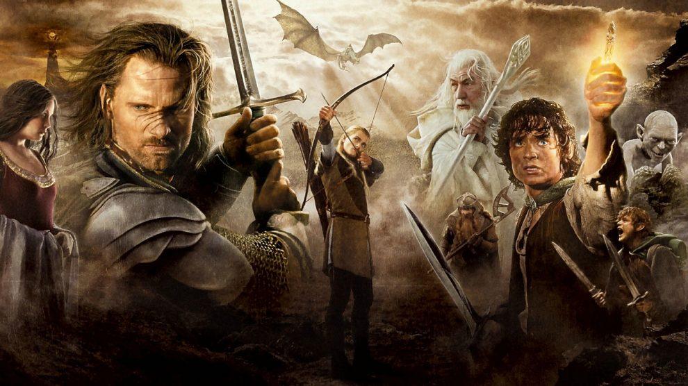 بازی جدید Lord of the Rings در حال ساخت است