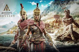 مدت زمان گیمپلی بازی Assassin's Creed Odyssey مشخص شد