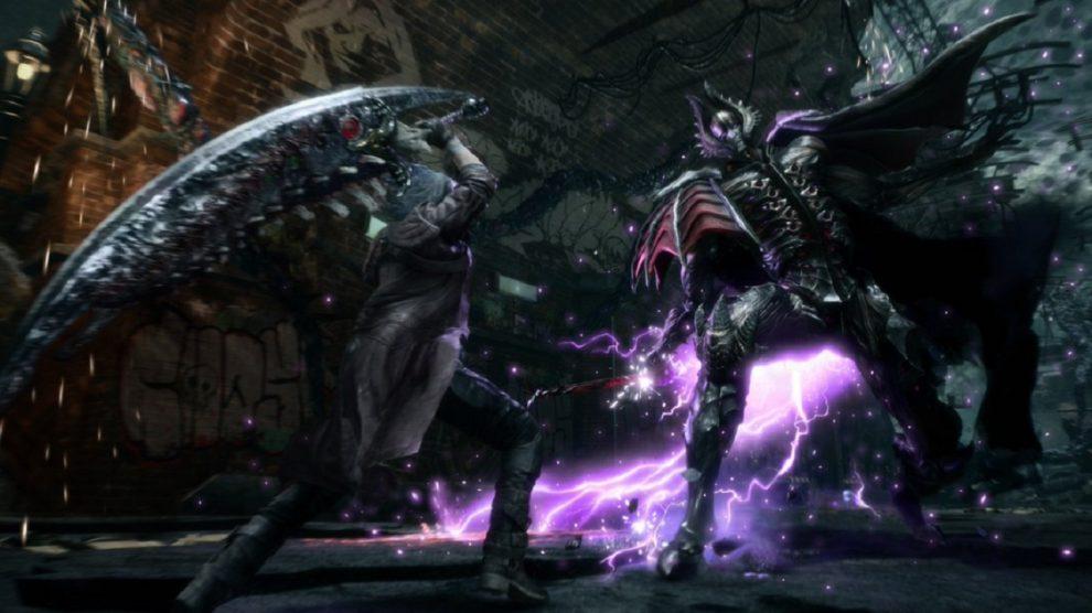 اعلام جزئیات گرافیکی بازی Devil May Cry 5 روی PS4 Pro