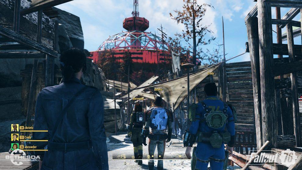 فعلا خبری از Cross Play برای بازی Fallout 76 نیست