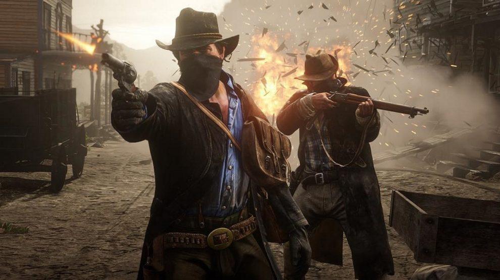 تیراندازی در Red Dead Redemption 2 حسی شبیه به Max Payne 3 دارد