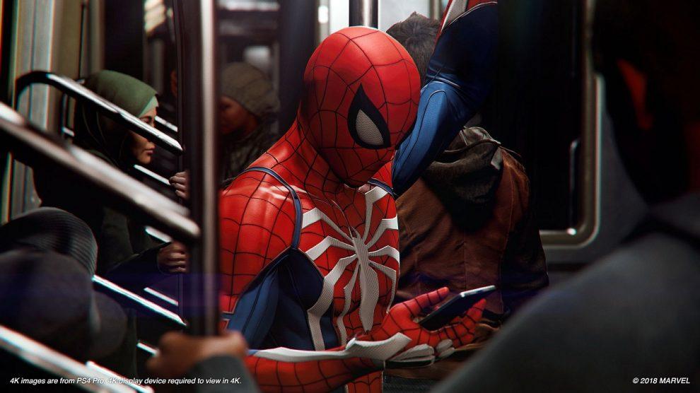 سومین هفته صدرنشینی بازی Spider-Man در بازار ژاپن