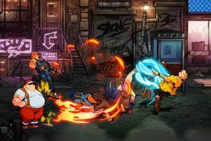 اولین اطلاعات از گیمپلی بازی Streets of Rage 4