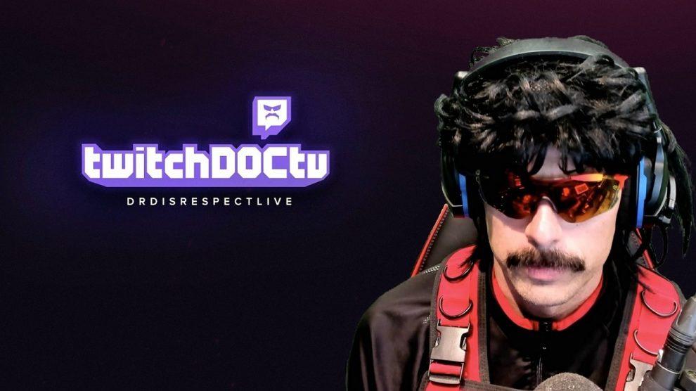 رکوردشکنی کلیپ تیراندازی به خانه Dr DisRespect در Twitch
