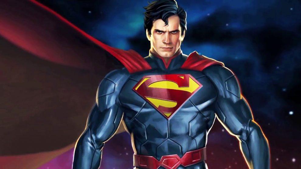 ایده کارگردان God of War برای بازی Superman