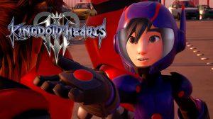 تریلر Kingdom Hearts 3 با محوریت دنیای Big Hero 6