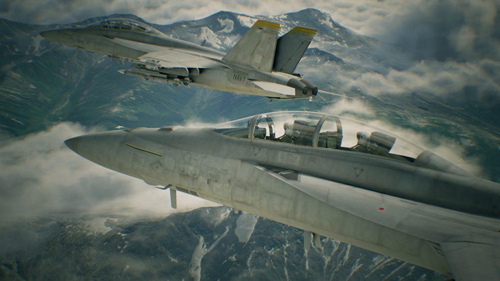 سیستم مورد نیاز بازی Ace Combat 7