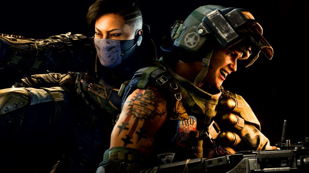 بتل رویال Black Ops 4