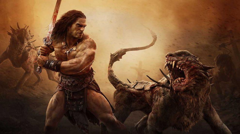موجودی بازی Conan Exiles