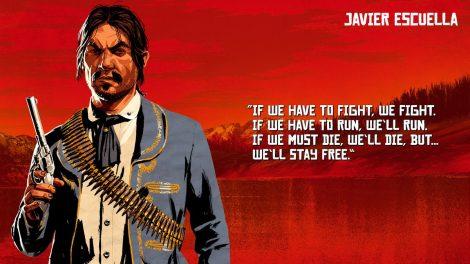 تصاویر شخصیتهای بازی Red Dead Redemption 2