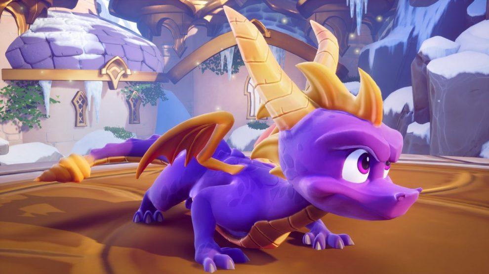 سالگرد 20 سالگی مجموعه بازی Spyro