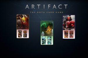 حواشی جدید Valve به خاطر نامگذاری کارت بازی Artifact