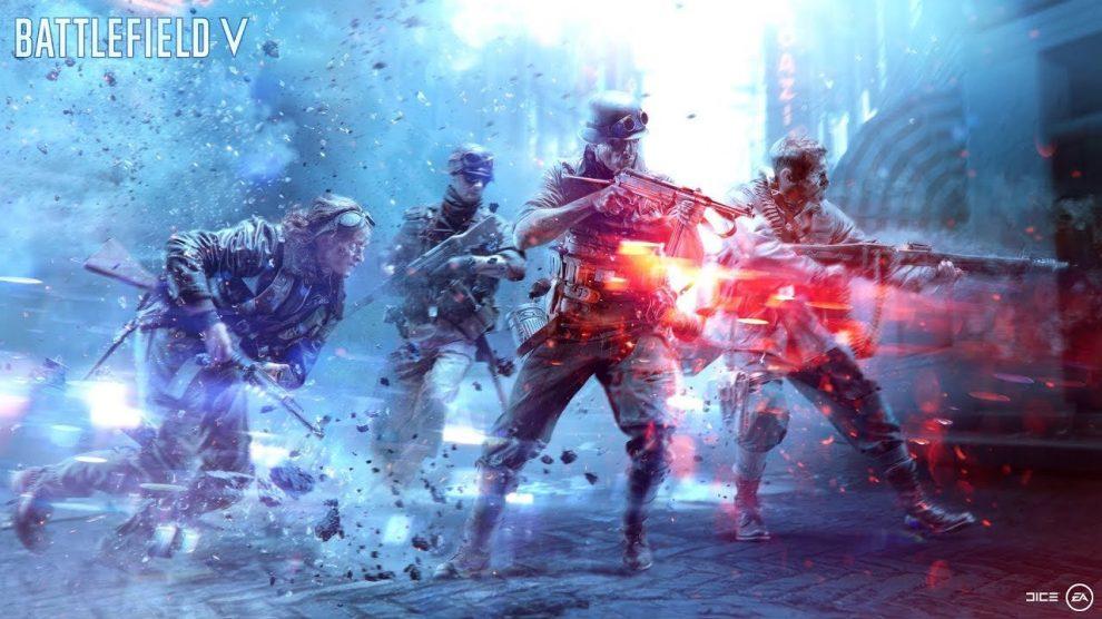 گیمپلی و Aim Assist بازی Battlefield 5