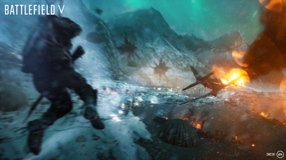 آمار بتا بازی Battlefield 5