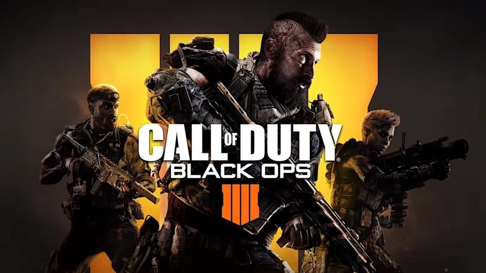 نقشه Blackout بازی Call of Duty: Black Ops 4