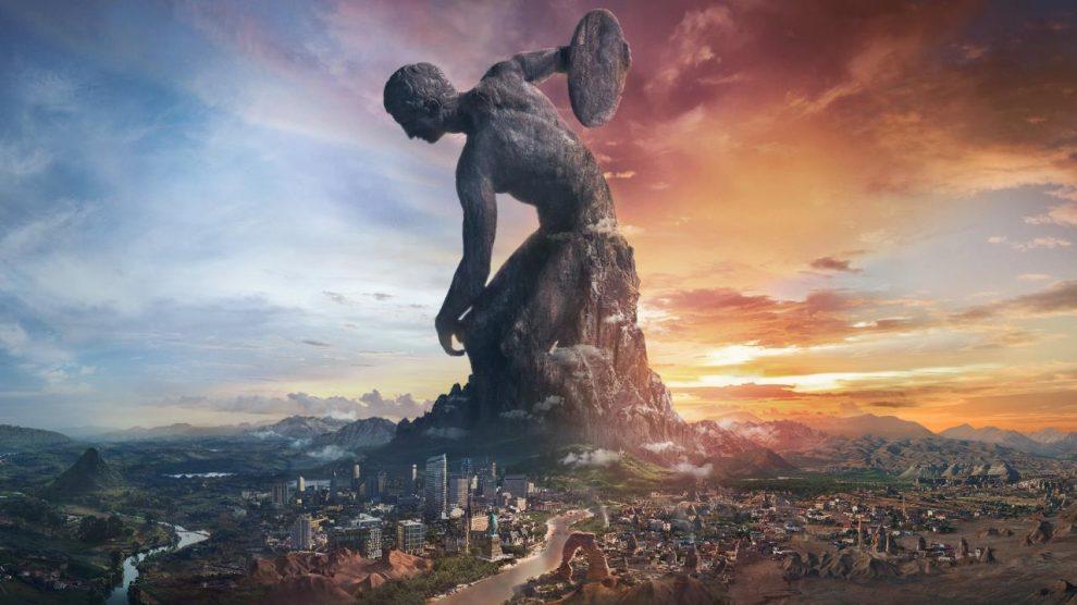 بازی Civilization 6 برای Nintendo Switch