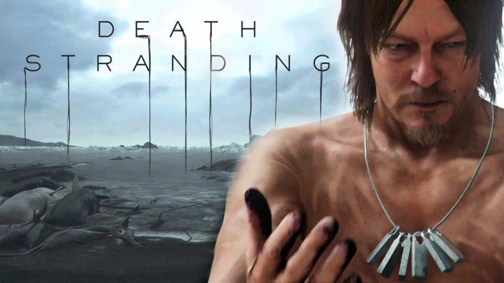 تاریخ عرضه بازی Death Stranding