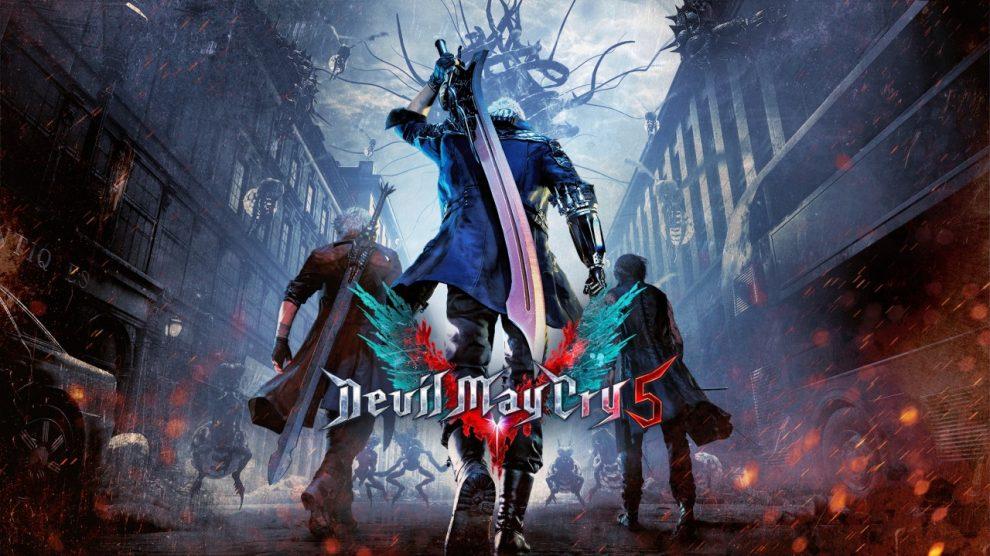 سیستم مورد نیاز بازی Devil May Cry 5