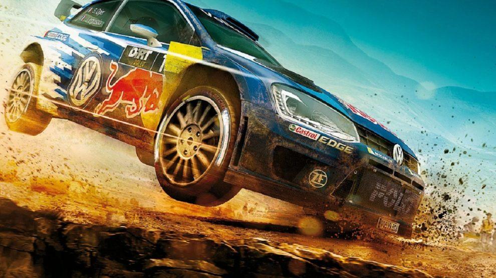 منتظر معرفی بازی DiRT Rally 2 باشید