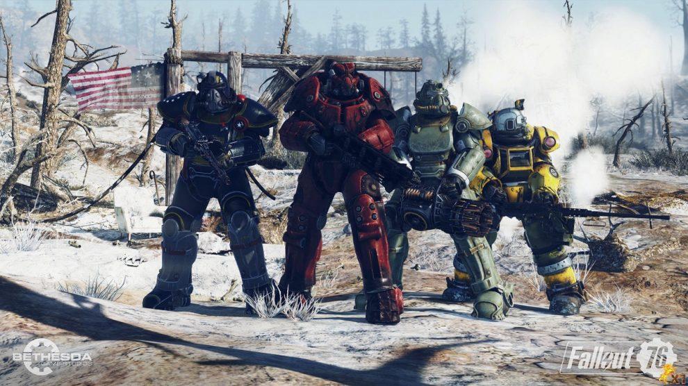 اعلام تاریخ عرضه بتا بازی Fallout 76