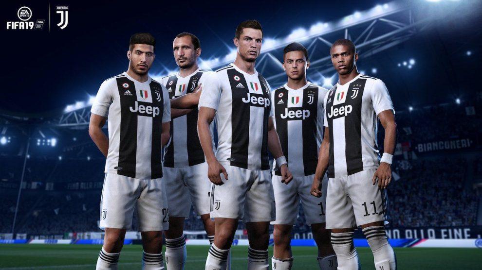 حرکات تکنیکی و بازیکنهای 5 ستاره FIFA 19