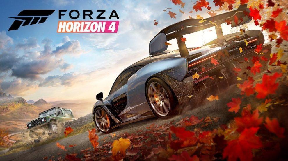 پیش فروش خوب بازی Forza Horizon 4