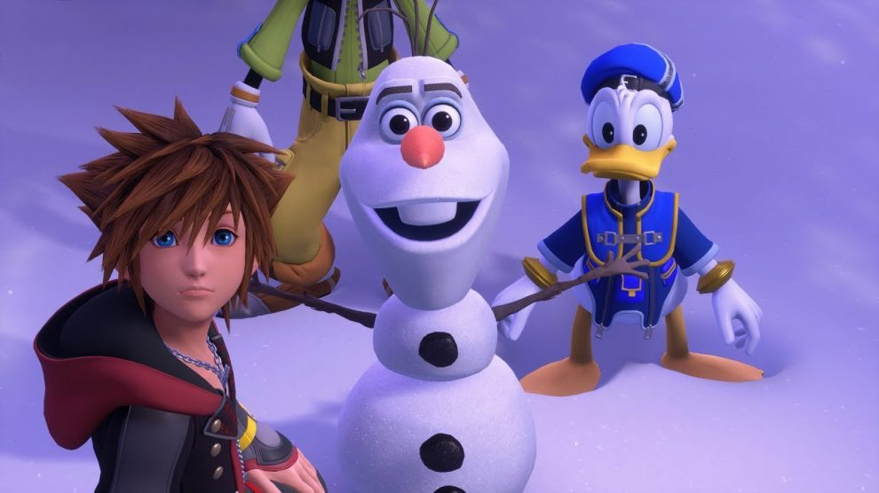 موسیقی ابتدایی Kingdom Hearts 3
