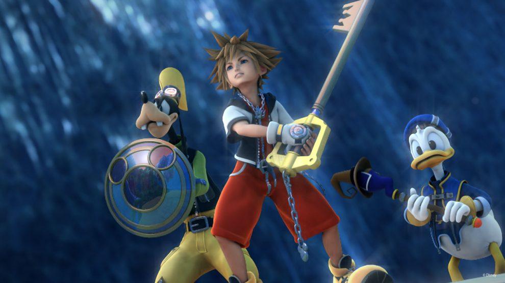 حضور موسیقی Kingdom Hearts 3