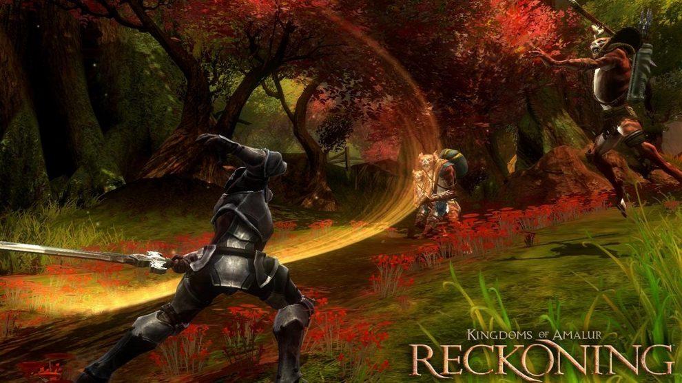 امتیاز بازی Kingdoms of Amalur توسط THQ Nordic خریداری شد