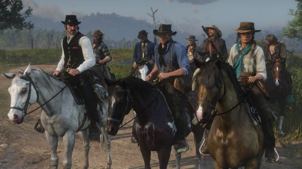 اطلاعاتی جدید از داستان بازی Red Dead Redemption 2