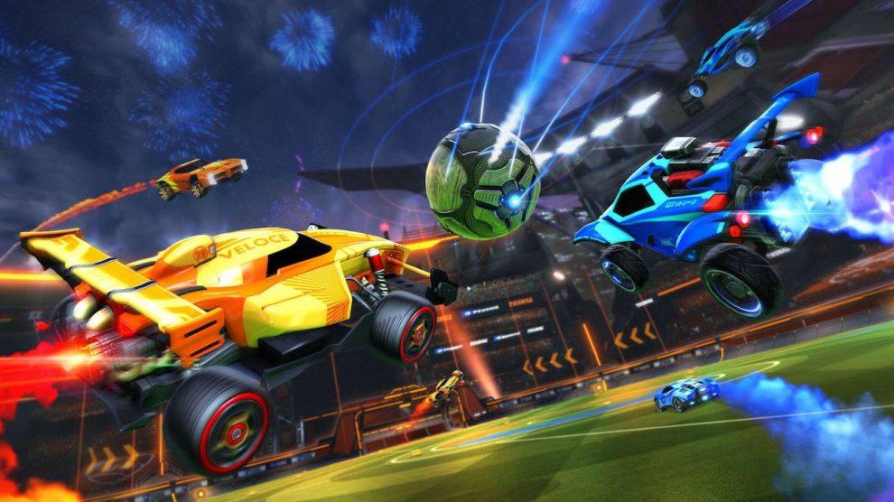 Cross Play به بازی Rocket League اضافه میشود