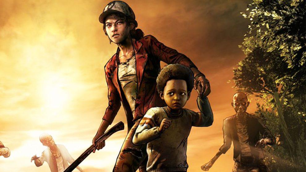 اتمام ساخت فصل چهارم The Walking Dead
