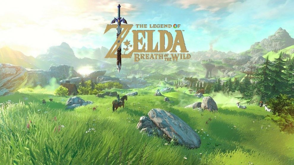 رکوردی جدید برای The Legend of Zelda Breath of the Wild