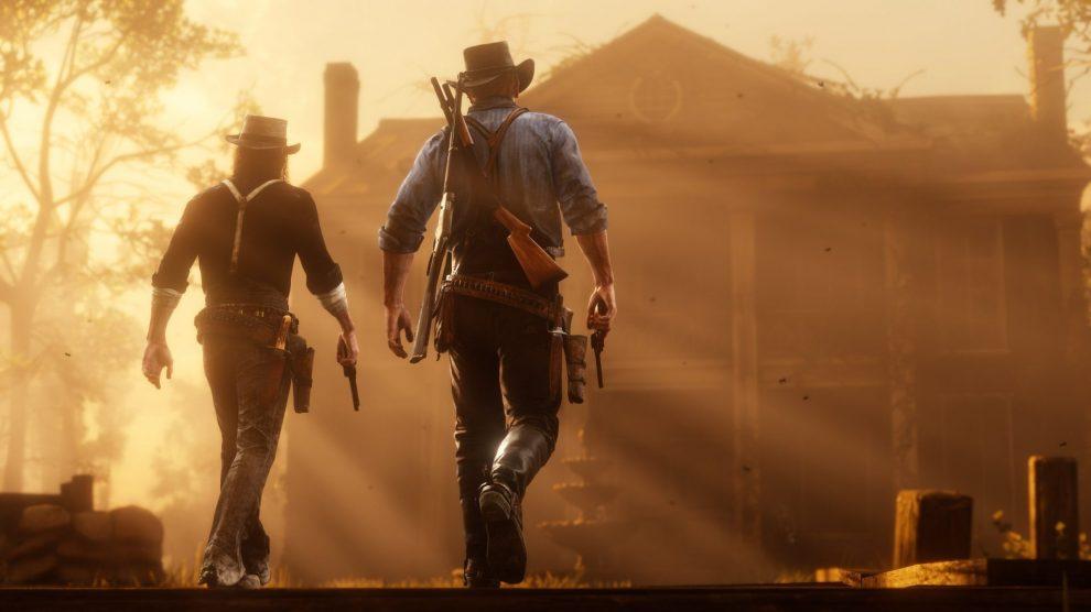 انتشار تصاویر جدید بازی Red Dead Redemption 2