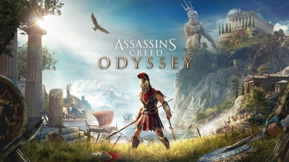 مقایسه نقشه بازی Assassin's Creed Odyssey و Origins