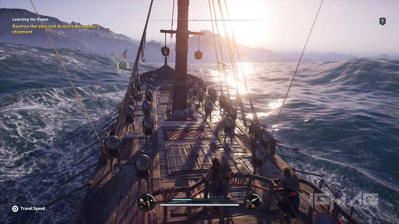 بررسی Assassin's Creed Odyssey