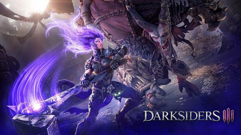 امکان انتخاب برای مبارزه با باسها در بازی Darksiders 3 وجود دارد