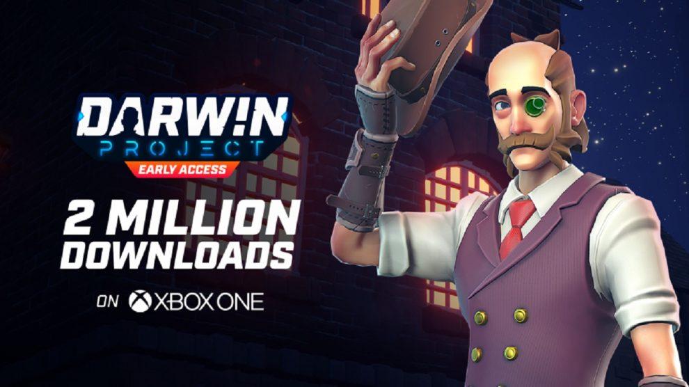 آمار دانلود بازی Darwin Project به 2 میلیونبار رسید