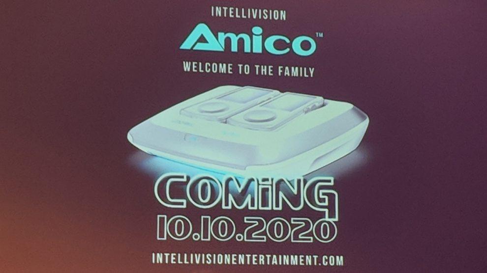رونمایی و اعلام تاریخ عرضه کنسول Intellivision Amico