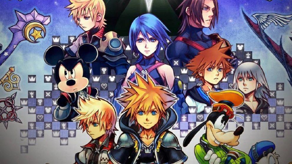 بسته Kingdom Hearts - The Story So Far معرفی شد