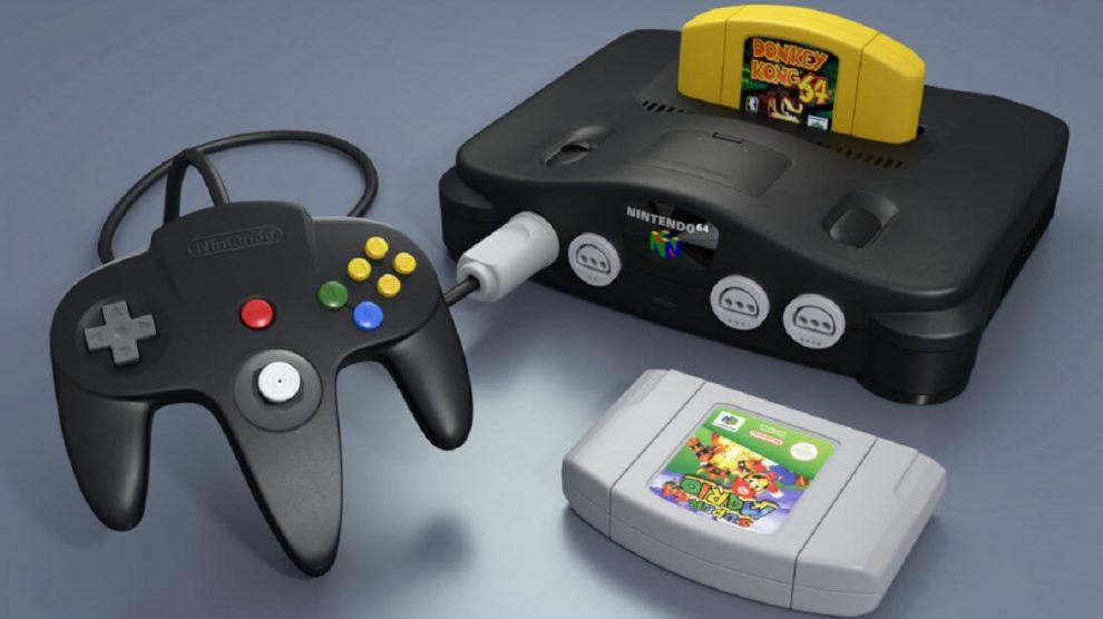 تصویر کنسول Nintendo 64 Classic لو رفت ؟