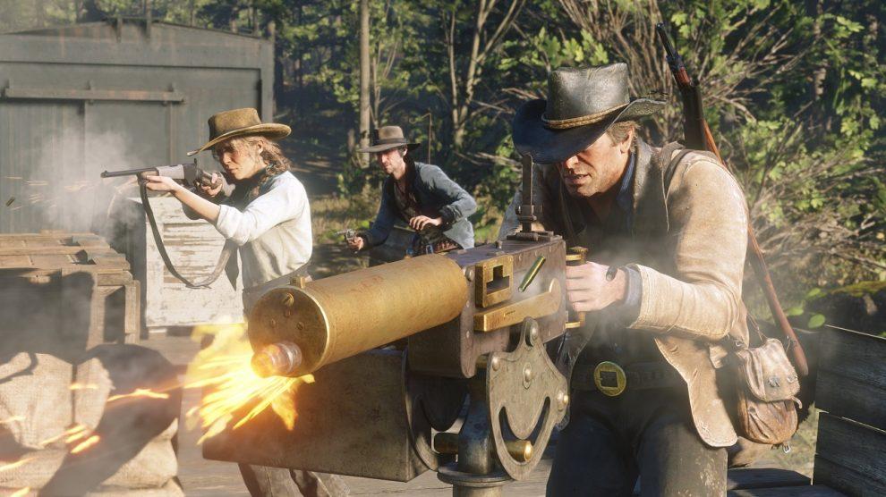 جزئیاتی جدید از نقش فیزیک در بازی Red Dead Redemption 2
