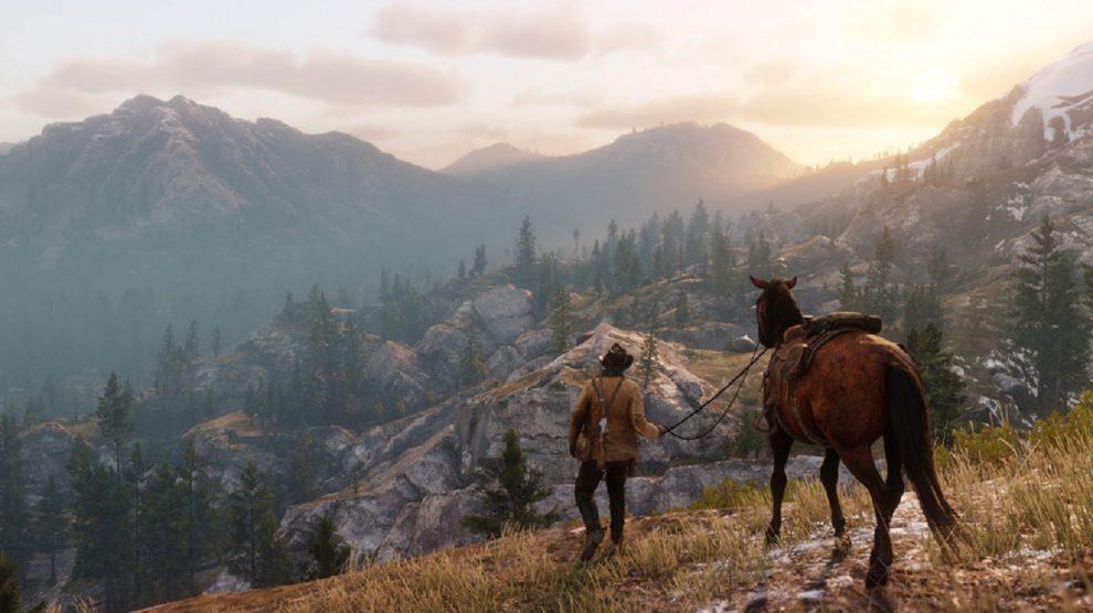 بزرگترین نقشه Rockstar در اختیار Red Dead Redemption 2