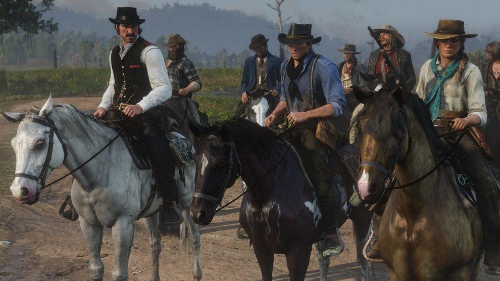 مرخصی برای تجربه Red Dead Redemption 2 در روز انتشار
