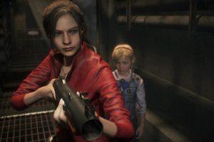 تماشا کنید: 30 دقیقه از گیمپلی Resident Evil 2 Remake با محوریت Claire